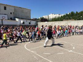 Kung Fu y Tai Chi – Actividad con niños y personas mayores.