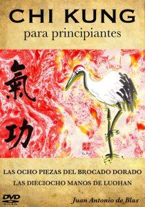 DVD chi kung para principiantes juan antonio de blas