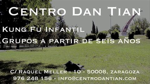 CLASES DE KUNG FU – ARTES MARCIALES PARA NIÑOS – CENTRO DAN TIAN ZARAGOZA