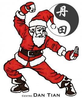 Tai Chi Chi Kung Kung Fu Centro Dan Tian Vacaciones de Navidad