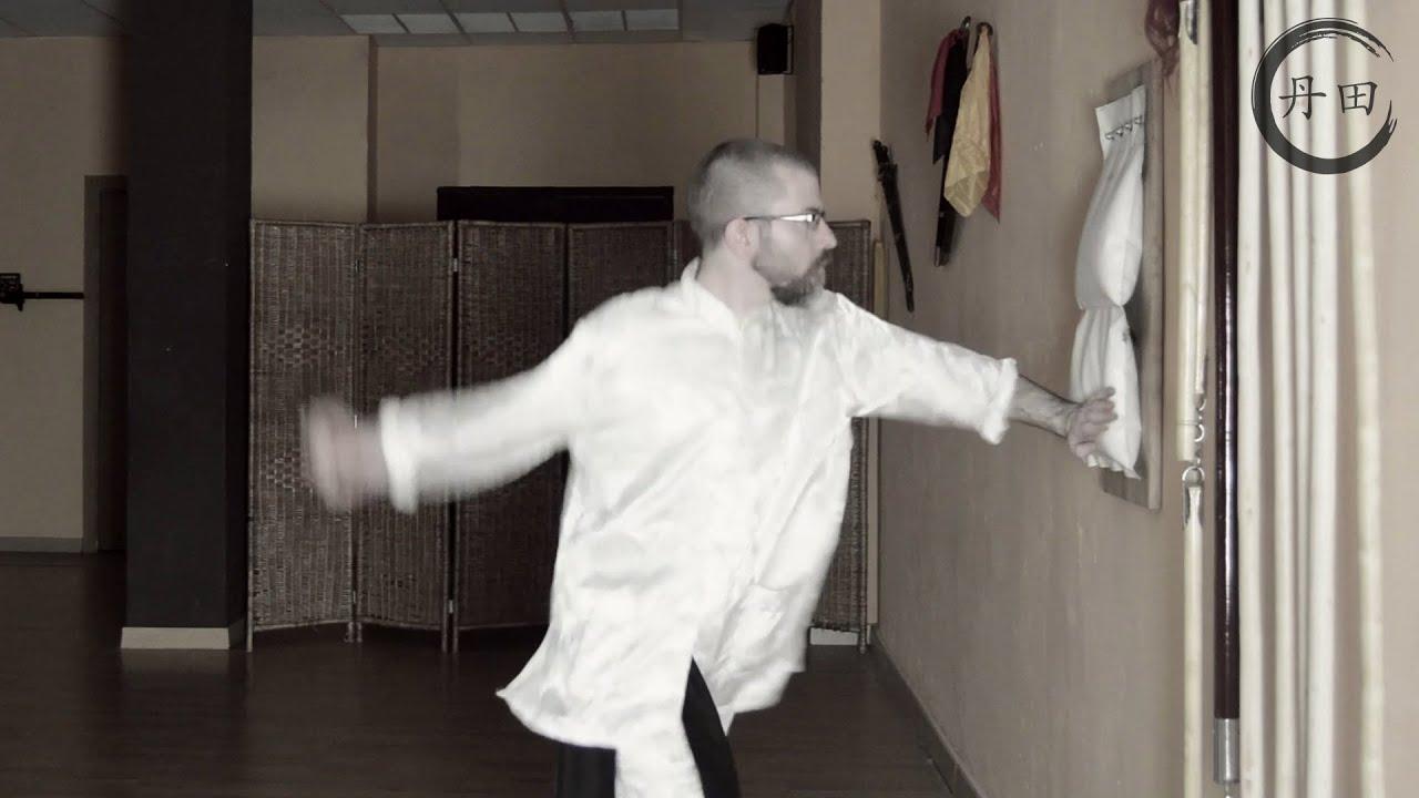 kung fu choy li fut – forma de saquetas