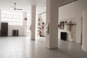 Instalaciones Centro Dan Tian - Aula 1 - Kwoon